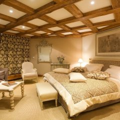 Hotel Le Palace des Neiges комната для гостей фото 2