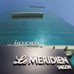 Отель Le Meridien Saigon городской автобус