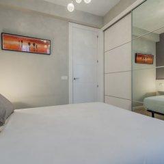 Отель Apartamento Plaza de Cibeles Испания, Мадрид - отзывы, цены и фото номеров - забронировать отель Apartamento Plaza de Cibeles онлайн комната для гостей фото 2