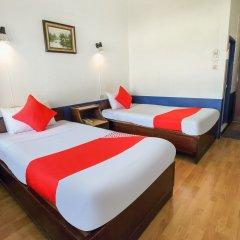 Отель The Krungkasem Srikrung Hotel Таиланд, Бангкок - отзывы, цены и фото номеров - забронировать отель The Krungkasem Srikrung Hotel онлайн комната для гостей фото 2