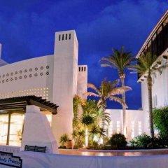Отель Club Jandía Princess вид на фасад