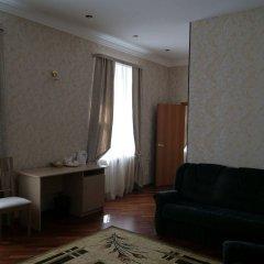 Гостиница ИнтернационалЪ комната для гостей