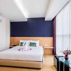 Hotel Nida Sukhumvit Onnut Бангкок комната для гостей