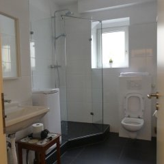 Отель MAXFELD Германия, Нюрнберг - отзывы, цены и фото номеров - забронировать отель MAXFELD онлайн ванная