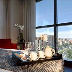 Hotel Vía Castellana в номере