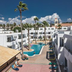 Отель Апарт-отель Anthea Кипр, Айя-Напа - - забронировать отель Апарт-отель Anthea, цены и фото номеров балкон