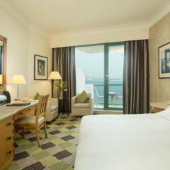 Отель Hilton Dubai Jumeirah 5* Стандартный номер с различными типами кроватей фото 11