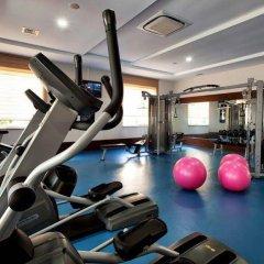 Adalya Ocean Hotel - All Inclusive фитнесс-зал фото 3