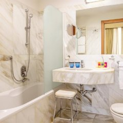 Отель Empire Palace Италия, Рим - 3 отзыва об отеле, цены и фото номеров - забронировать отель Empire Palace онлайн ванная фото 2
