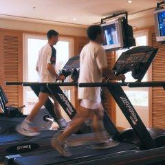 Movenpick Hotel Doha фитнесс-зал фото 3