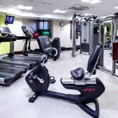 Отель Crowne Plaza Dubai - Deira Дубай фитнесс-зал фото 4