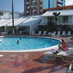 Отель Casablanca Колумбия, Сан-Андрес - отзывы, цены и фото номеров - забронировать отель Casablanca онлайн бассейн фото 2