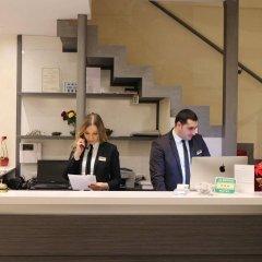 Отель La Madonnina Италия, Милан - 1 отзыв об отеле, цены и фото номеров - забронировать отель La Madonnina онлайн интерьер отеля