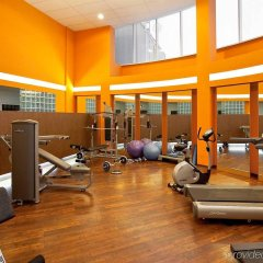 Гостиница Novotel Санкт-Петербург Центр фитнесс-зал фото 3