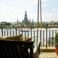 Отель Sala Arun Бангкок приотельная территория