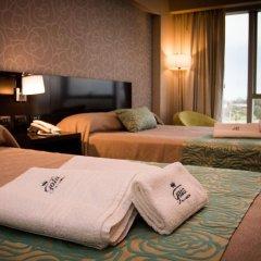 Gala Hotel y Convenciones комната для гостей