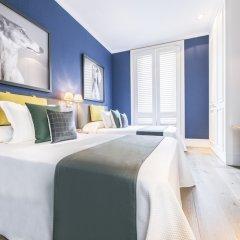 Отель Home Club Los Madrazo III Испания, Мадрид - отзывы, цены и фото номеров - забронировать отель Home Club Los Madrazo III онлайн комната для гостей