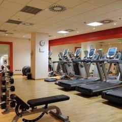 Отель Hilton Milan фитнесс-зал