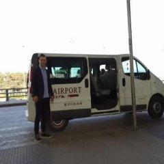 Отель Athina Palace городской автобус