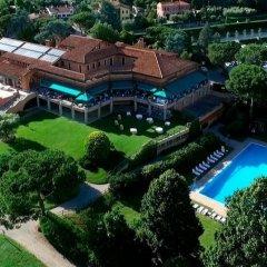 Отель Guest House Golf Club Padova Италия, Региональный парк Colli Euganei - отзывы, цены и фото номеров - забронировать отель Guest House Golf Club Padova онлайн бассейн фото 3