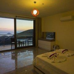 Villa Merak Турция, Калкан - отзывы, цены и фото номеров - забронировать отель Villa Merak онлайн комната для гостей фото 5