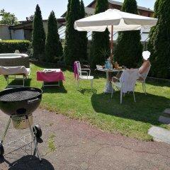 Апартаменты Villa DaVinci - Garden Apartment Вербания гостиничный бар
