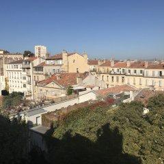 Отель Chambre d'Hôte La Sylvabelle балкон