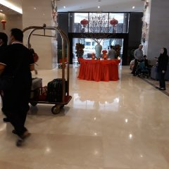 Отель Kl Bukit Bintang Suites At Times Square Малайзия, Куала-Лумпур - отзывы, цены и фото номеров - забронировать отель Kl Bukit Bintang Suites At Times Square онлайн интерьер отеля фото 2