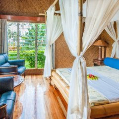 Отель Maravu Taveuni Lodge комната для гостей фото 4