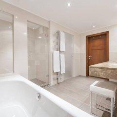 Отель Das Central – Alpine . Luxury . Life ванная фото 2