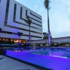 Отель COSI Pattaya Naklua Beach Таиланд, Паттайя - отзывы, цены и фото номеров - забронировать отель COSI Pattaya Naklua Beach онлайн бассейн