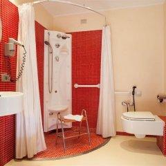 Отель La Griffe Roma MGallery by Sofitel Италия, Рим - 5 отзывов об отеле, цены и фото номеров - забронировать отель La Griffe Roma MGallery by Sofitel онлайн ванная фото 2