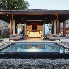 Отель Ani Villas Sri Lanka спа