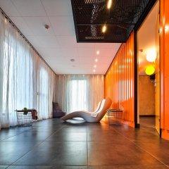 Отель Jaz Amsterdam Амстердам фитнесс-зал фото 2