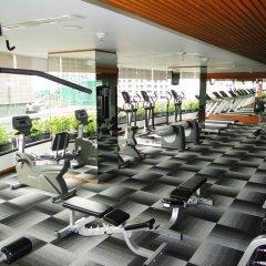 Отель Fraser Suites Sukhumvit, Bangkok Таиланд, Бангкок - отзывы, цены и фото номеров - забронировать отель Fraser Suites Sukhumvit, Bangkok онлайн фитнесс-зал фото 2