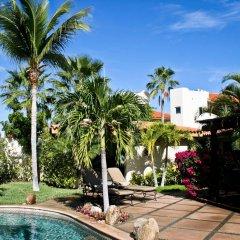 Отель Tooker Casa del Sol Мексика, Сан-Хосе-дель-Кабо - отзывы, цены и фото номеров - забронировать отель Tooker Casa del Sol онлайн бассейн фото 2