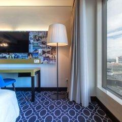Отель Radisson Blu Hotel Zurich Airport Швейцария, Цюрих - 1 отзыв об отеле, цены и фото номеров - забронировать отель Radisson Blu Hotel Zurich Airport онлайн удобства в номере