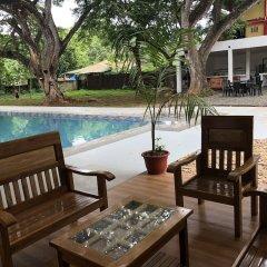 Отель Alesseo Backpackers - Hostel Филиппины, Пуэрто-Принцеса - отзывы, цены и фото номеров - забронировать отель Alesseo Backpackers - Hostel онлайн бассейн фото 2