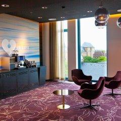 Отель Scandic Emporio Гамбург развлечения