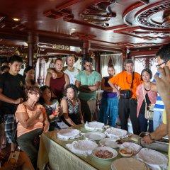 Отель Halong Royal Palace Cruise питание фото 2