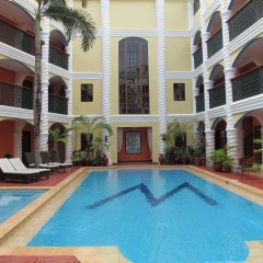 Отель Marco Vincent Dive Resort с домашними животными