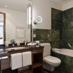 Отель Waldhotel Davos Швейцария, Давос - отзывы, цены и фото номеров - забронировать отель Waldhotel Davos онлайн ванная фото 2