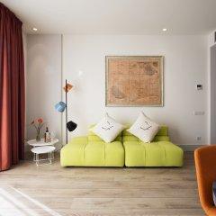 Апартаменты Cosmo Apartments Passeig de Gràcia Барселона комната для гостей фото 3
