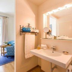 Отель Seegarten Swiss Quality Hotel Швейцария, Цюрих - 1 отзыв об отеле, цены и фото номеров - забронировать отель Seegarten Swiss Quality Hotel онлайн ванная