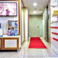 Vizyon City Hotel Турция, Стамбул - 2 отзыва об отеле, цены и фото номеров - забронировать отель Vizyon City Hotel онлайн спа фото 2