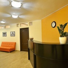 Apelsin Hotel on Sretenskiy Boulevard интерьер отеля