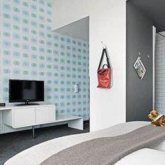 Отель 25 Hours Гамбург комната для гостей фото 4