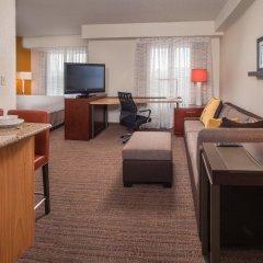 Отель Residence Inn Frederick комната для гостей фото 3
