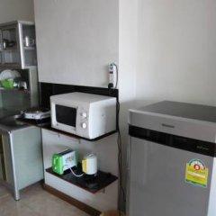 Апартаменты View Talay 1b Serviced Apartments Паттайя удобства в номере