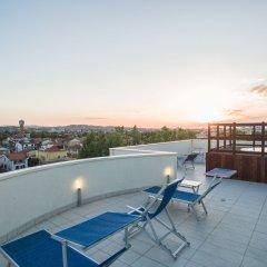 Отель Wally Residence Римини балкон